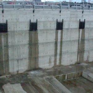 Impermeabilizzazione bacino di carenaggio - Napoli
