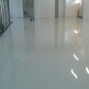 pavimento in resina - Santarcangelo (RN)