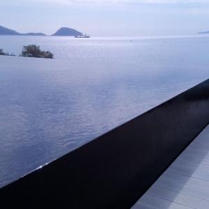 piscina nera - Costa Smeralda - Porto Cervo - Sardegna OT