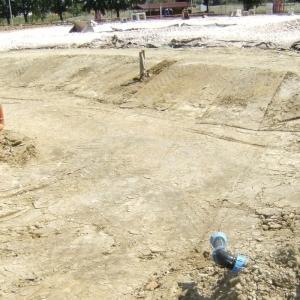 Impermeabilizzazione lago artificiale - Rimini