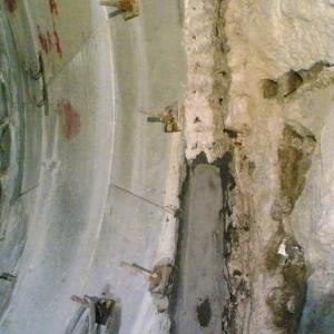 Impermeabilizzazione metropolitana - Napoli
