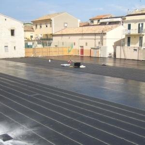 Impermeabilizzazione coperture - Porto Recanati