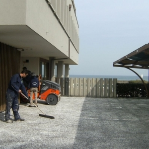 Parcheggio condominiale - RN