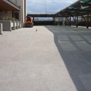 Impermeabilizzazione parcheggio condominiale - Rimini