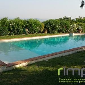 Piscine - Realizzazioni varie - Conero - Villa Tanfani 01