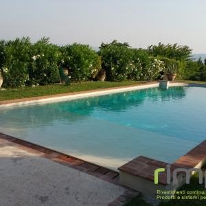 Piscine - Realizzazioni varie - Conero - Villa Tanfani 02