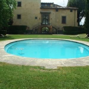 Piscine - Realizzazioni varie - Villa Toscana