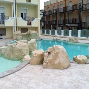 Piscine - Hotel, Resort e villaggi turistici vari - H. Montanari - Bellaria_01