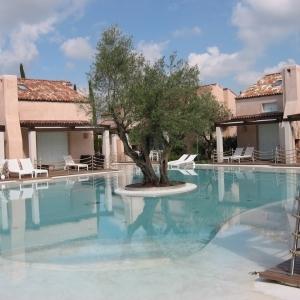 Piscine - Realizzazioni varie - Residence Sardegna