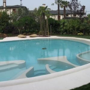 Piscine - Realizzazioni varie - Residence Veneto