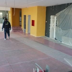 pavimentazione in resina - Riccione