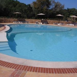 Sardegna - piscina villaggio turistico