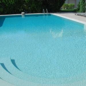 Impermeabilizzazione piscina in villa privata - Conero